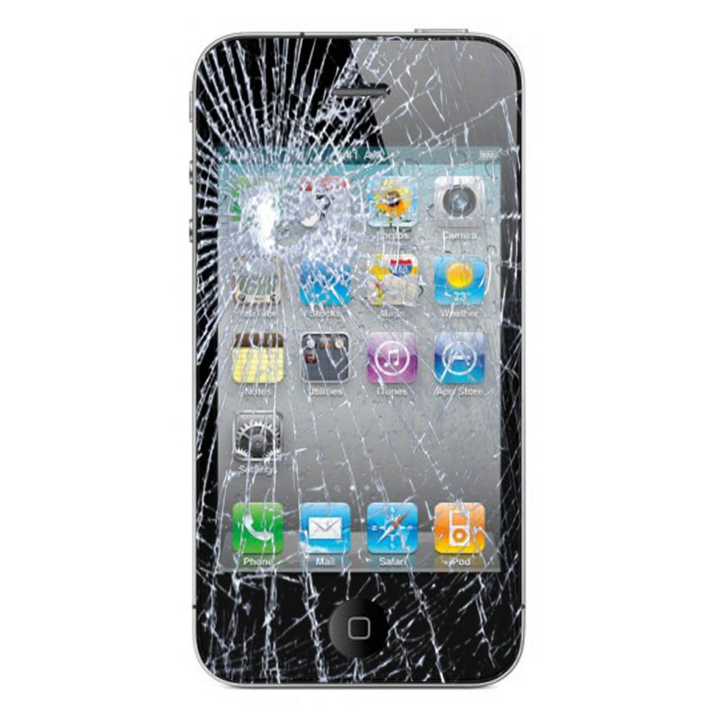 iphone-4-broken-screen-repair in kolklata